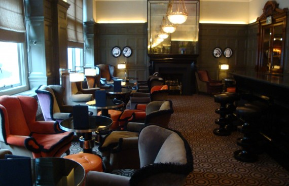 The Coburg Bar at The Connaught Designed by India Mahdavi_1