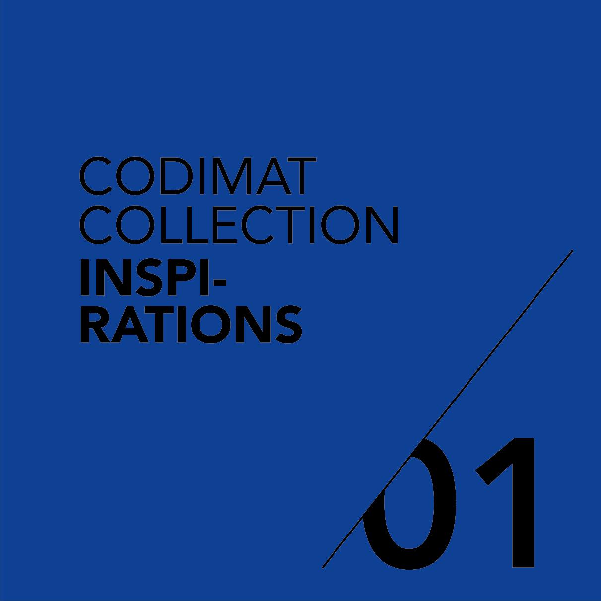 Catalogue Codimat Collection