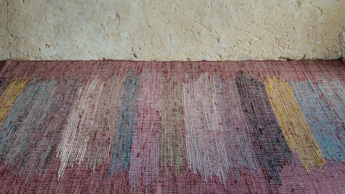 tapis chanvre esprit cabana rothko