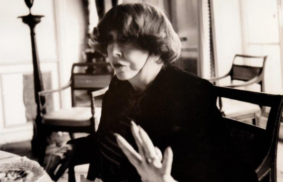portrait Madeleine Castaing