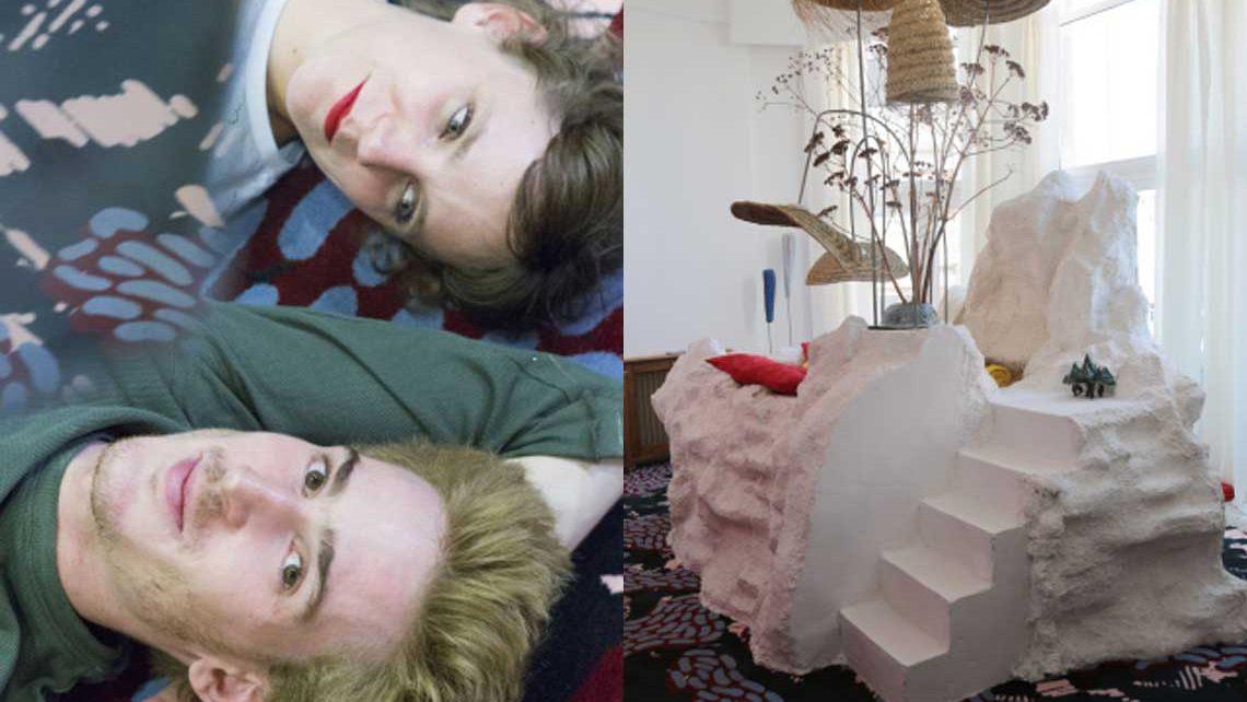 Codimat et design parade toulon : Mathilde Vallantin Dulac et Victor Levaï