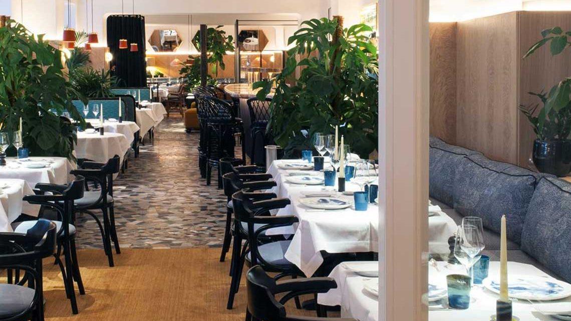 codimat tapis restaurant Divellec paris