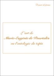 Brochure marie-eugenie de pourtales x Codimat