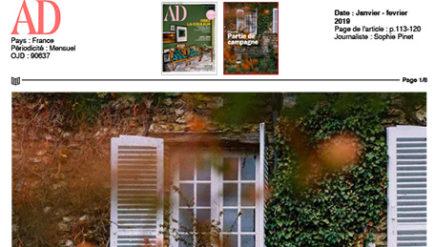 Article sur le decorateur Charles Tassin et tapis Codimat