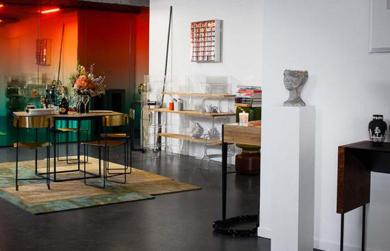 Interieur Private choice Palais de tokyo Tapis Codimat