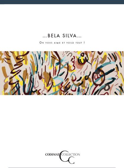 couverture brochure bela silva Codimat