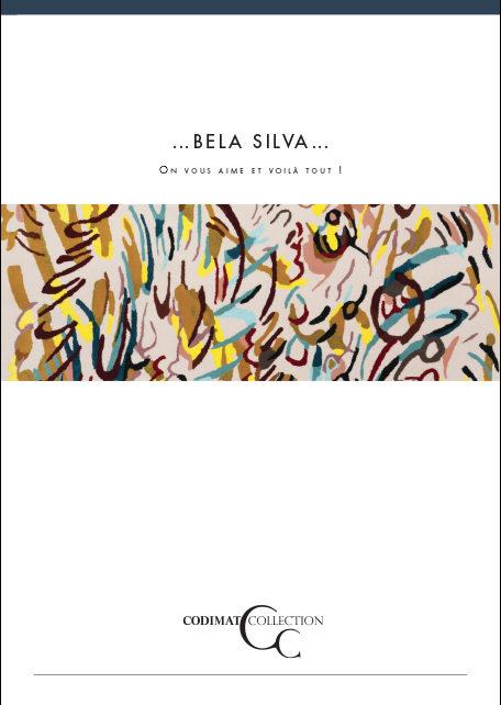 Couverture brochure Bela silva x Codimat