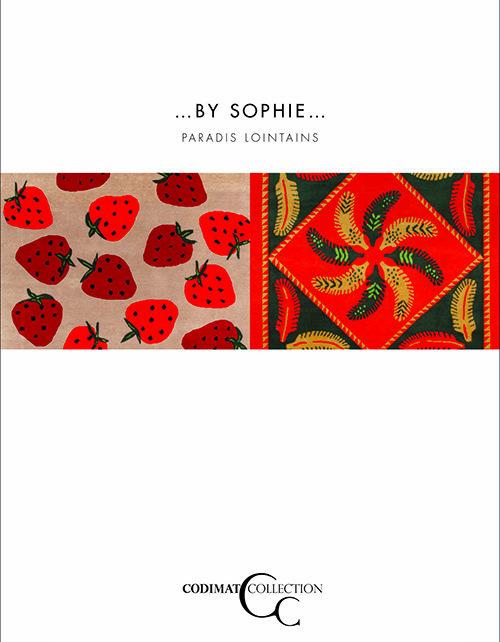 Couverture de la brochure By Sophie x Codimat