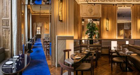 ran restaurant parisien moquette codimat
