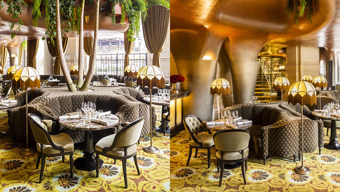 Tapis Codimat restaurant Coco