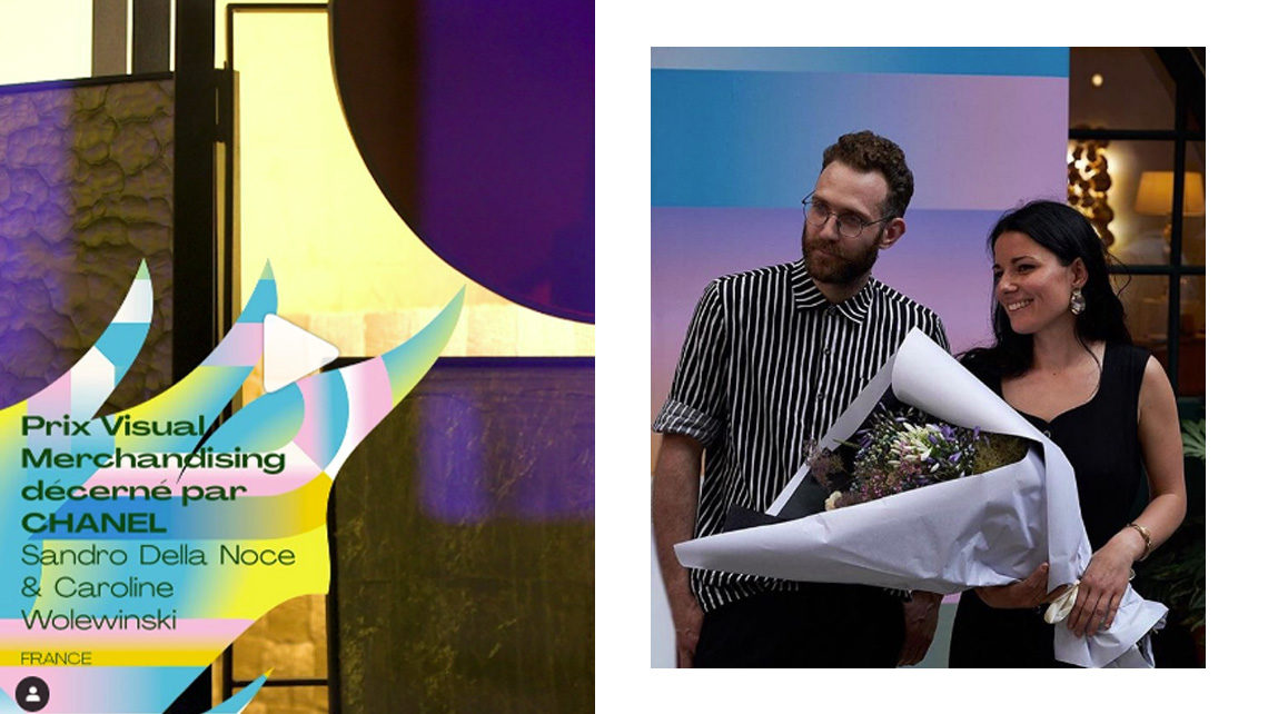 Lauréats du concours Chanel - Design parade