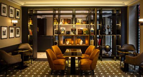 hotel Lenox bar