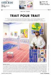 MAISONS COTE OUEST Février-mars 2021- Alexandre Benjamin Navet x Codimat collection