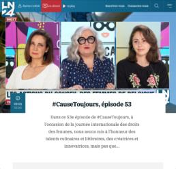 #CauseToujours, épisode 53