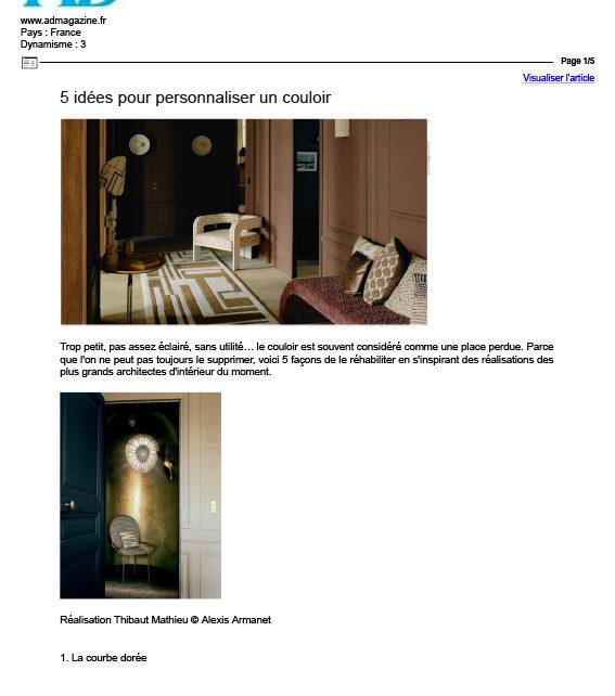 www.admagazine.fr 26-août-2021