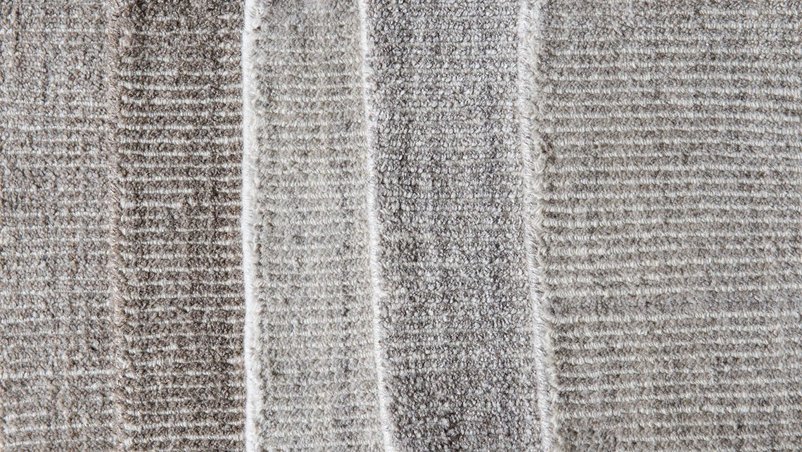 Moquette viscose laine, velours bouclé gris