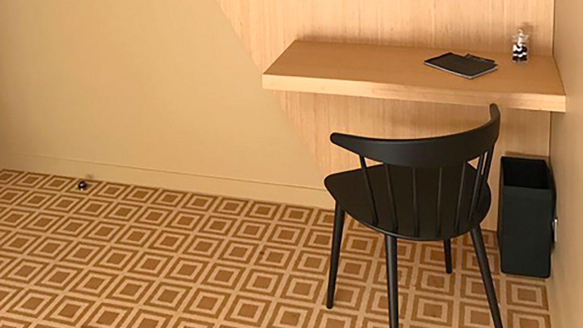 Moquette geometrique Codimat safran