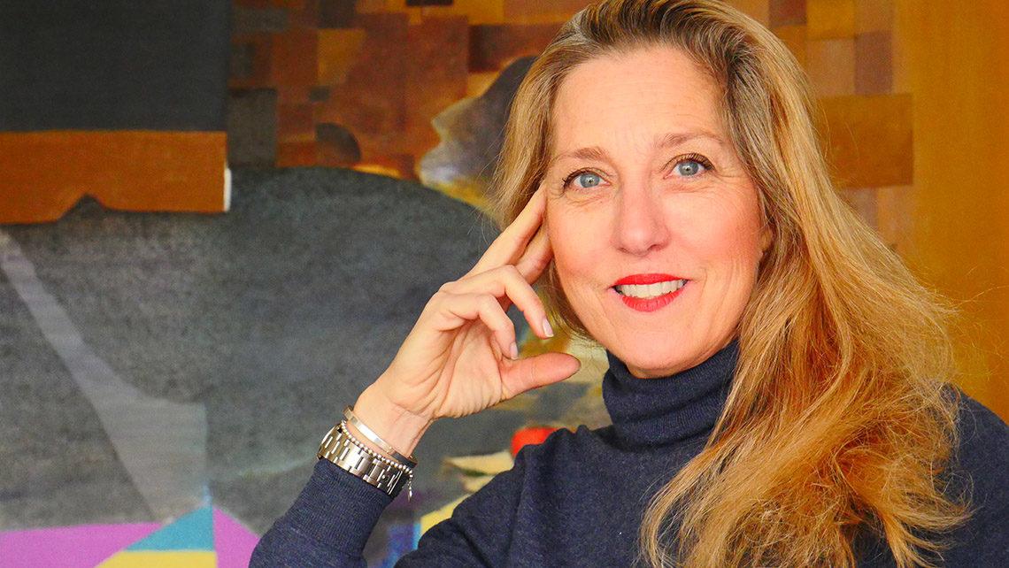 portrait Monique Kamel