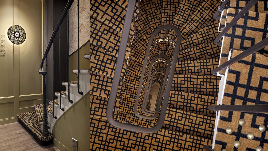 tapis d'escalier Codimat