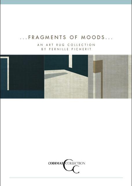 Couverture de la brochure de Pernille Picherit x codimat