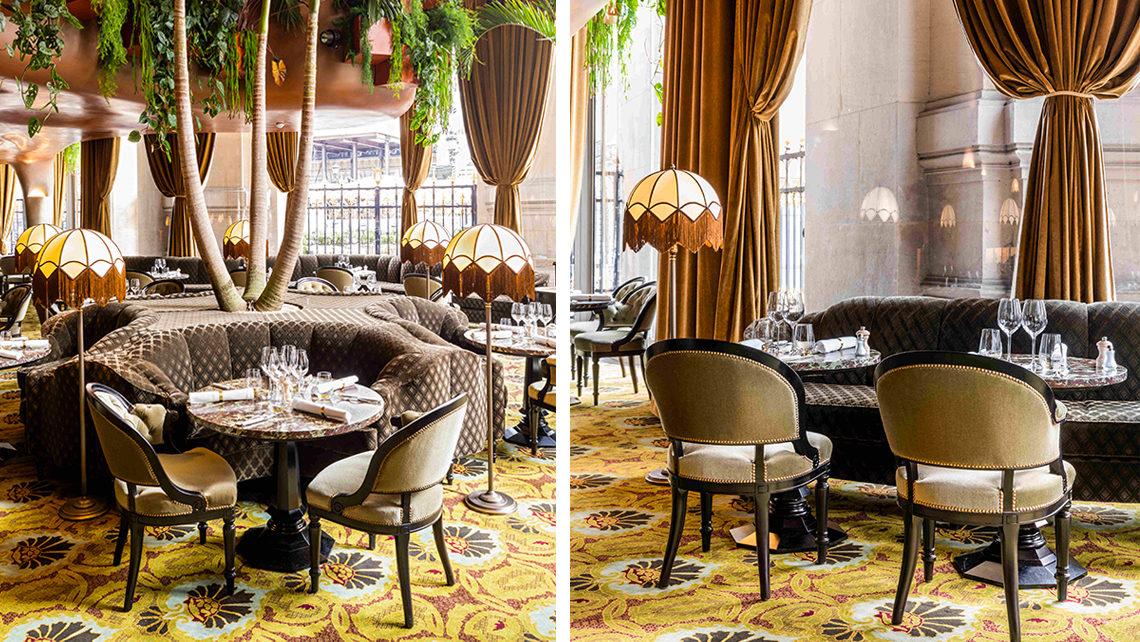 salle du Restaurant Coco