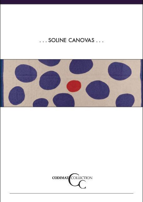 couverture brochure de Soline Canovas