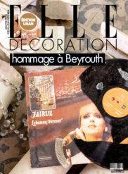 ELLE DECORATION EDITION LIBAN