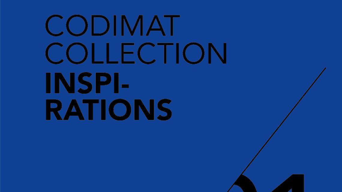 couverture catalogue Codimat Collection - Inspirations #01