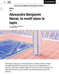 article Alexandre Benjamin Navet